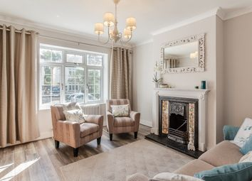 Thumbnail 3 bed terraced house for sale in Strathcona Avenue, Leatherhead, Surrey