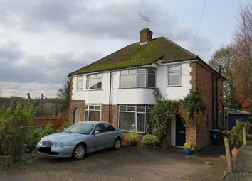 Thumbnail 3 bed semi-detached house for sale in Dell Field Close, Berkhamsted