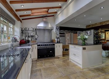 Thumbnail 4 bed cottage for sale in Main Street, Knossington, Oakham