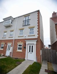 Thumbnail 4 bed end terrace house for sale in Everson Way, Spennymoor, Durham