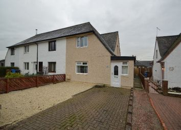 Thumbnail 2 bed terraced house for sale in Dalry Road, Kilbirnie, North Ayrshire