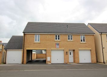 Thumbnail 1 bed property to rent in Ffordd Y Grug, Coity, Bridgend.