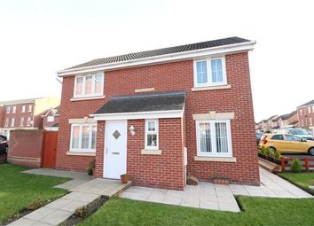 Thumbnail 3 bed detached house for sale in Lowry Gardens, Carlisle, Cumbria