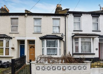 Thumbnail 4 bed terraced house for sale in Trevelyan Road, London