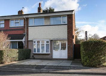 Thumbnail 3 bedroom end terrace house for sale in Telford Road, Walsall