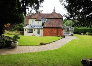 Thumbnail 3 bed country house for sale in Liphook Road, Haslemere