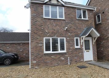Thumbnail 4 bed detached house to rent in Lon Yr Ysgol, Bedwas, Caerphilly