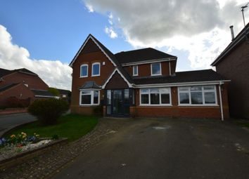 Thumbnail 5 bed detached house for sale in Palfreyman Lane, Oadby