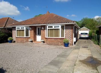 Thumbnail 2 bed bungalow for sale in Lonsdale Road, Rackheath, Norwich
