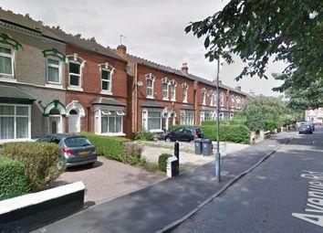 Thumbnail 6 bed shared accommodation to rent in Avenue Road, Erdington, Birmingham