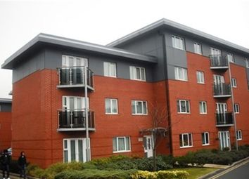 Thumbnail 2 bed flat to rent in Hever Hall, City Centre, Coventry