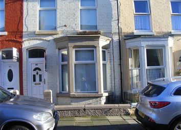Thumbnail 2 bedroom terraced house to rent in Langton Road, Wavertree, Liverpool