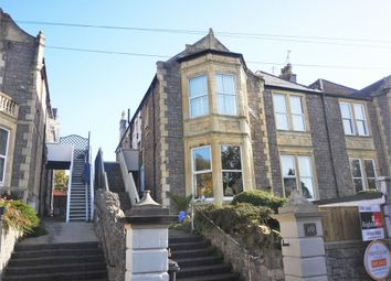 Thumbnail 2 bed flat for sale in Grove Park Road, Weston-Super-Mare