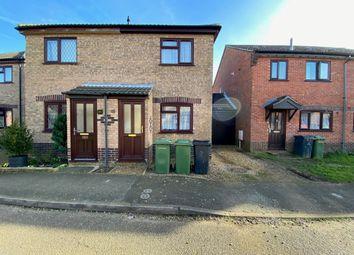 Thumbnail 2 bedroom semi-detached house for sale in Malthouse Court, Dereham