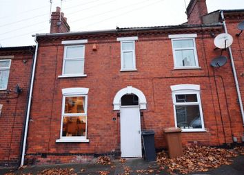 Thumbnail 2 bed terraced house to rent in Toronto Street, Lincoln