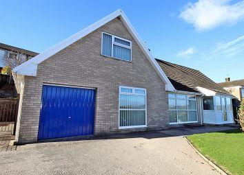Thumbnail 5 bed detached bungalow for sale in Coed Yr Esgob, Llantrisant, Pontyclun, Rhondda, Cynon, Taff.