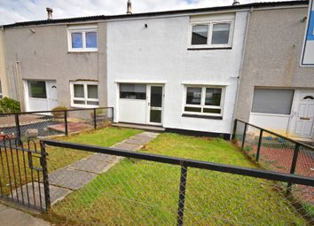 Thumbnail 2 bed terraced house for sale in Bannachra Crescent, Alexandria, West Dunbartonshire
