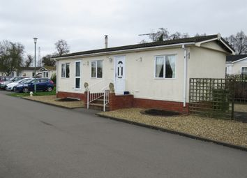 Thumbnail 2 bed mobile/park home for sale in Hinksford Mobile Home Park, Kingswinford