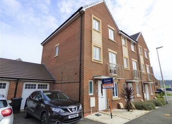 Thumbnail 4 bed town house for sale in Hafner Green, Weston-Super-Mare