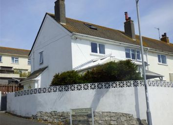 Thumbnail 3 bedroom end terrace house for sale in Fuller Road, Perranporth
