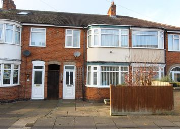 Thumbnail 3 bed town house for sale in Middlesex Road, Leicester