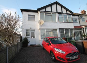 Thumbnail 3 bed end terrace house to rent in Middleton Avenue, Chingford