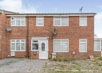Thumbnail 3 bed terraced house for sale in Hazlemere Drive, Gillingham