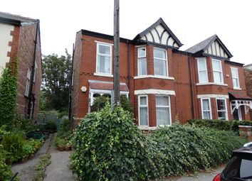 Thumbnail 4 bed semi-detached house for sale in Nicolas Road, Chorlton Cum Hardy, Manchester
