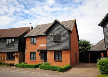 Thumbnail 4 bed detached house for sale in The Shaw, Hatfield Heath, Bishop's Stortford