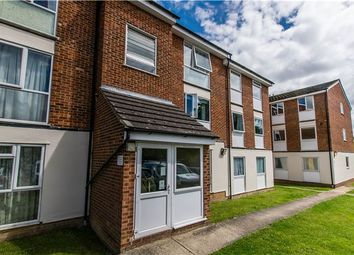 Thumbnail 2 bed flat for sale in Ross Close, Saffron Walden