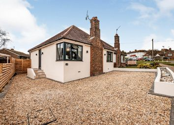 Thumbnail 2 bed semi-detached bungalow for sale in Fircroft Avenue, Lancing