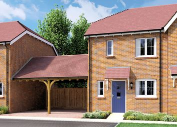 Thumbnail 2 bed semi-detached house for sale in Furze Lane, Godalming
