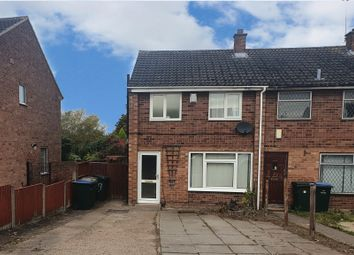 Thumbnail 3 bed terraced house to rent in Parry Road, Wyken, Coventry