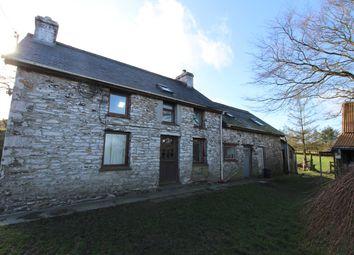 Thumbnail Land for sale in Blaenpennal, Aberystwyth