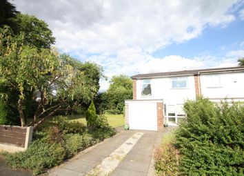 Thumbnail 3 bed detached house for sale in Lesley Road, Stretford, Manchester