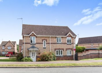 Thumbnail 4 bed detached house for sale in Mallow Road, Thetford
