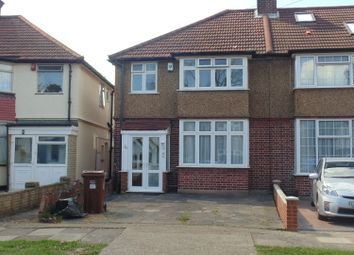 Thumbnail 3 bed semi-detached house to rent in Heston Ave, Heston
