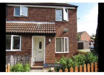 Thumbnail 1 bed end terrace house to rent in Meredith Drive, Aylesbury