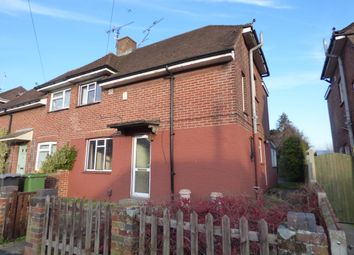 Thumbnail 4 bed semi-detached house to rent in Vale Road, Winchester