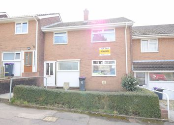 Thumbnail 3 bed terraced house for sale in Green Court, Croesyceiliog, Cwmbran