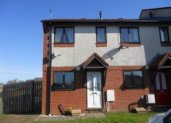 Thumbnail 2 bed link-detached house to rent in Sunningdale Gardens, Etterby Park, Carlilse, Carlisle