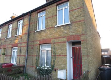 Thumbnail 3 bed end terrace house for sale in Church Street, Chalvey, Slough