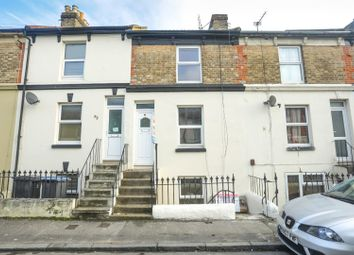Thumbnail 3 bedroom terraced house for sale in Oswald Road, Dover