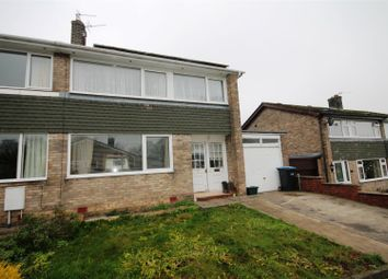 3 bed semi-detached house for sale in Fir Tree Drive, Howden Le Wear, Crook DL15