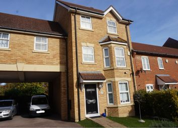 Thumbnail 4 bed town house for sale in Chartwell Drive, Maidstone