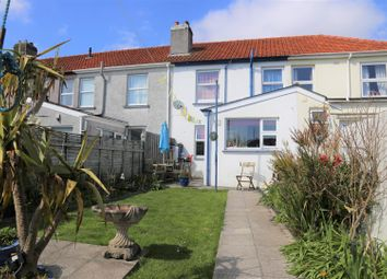 Thumbnail 3 bed terraced house for sale in Beacon Road, Falmouth