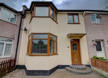 Thumbnail 3 bed terraced house for sale in Norfolk Avenue, Leigh-On-Sea