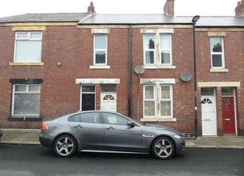 Thumbnail 2 bed flat for sale in Victoria Avenue, Wallsend