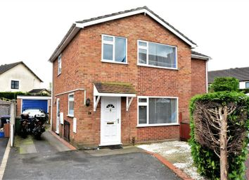 Thumbnail 4 bed detached house for sale in Ford Road, Newport