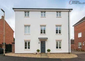 4 bed town house for sale in Alsa Brook Meadow, Tiverton, Devon EX16